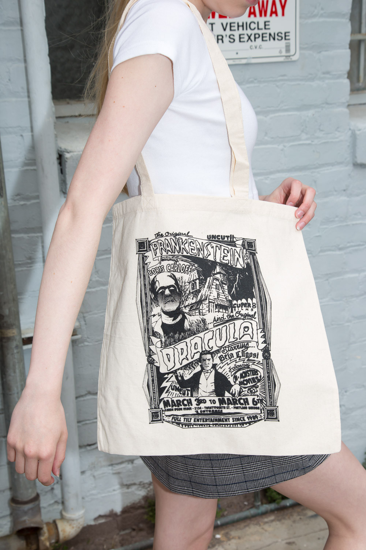 Monster Movies Bag