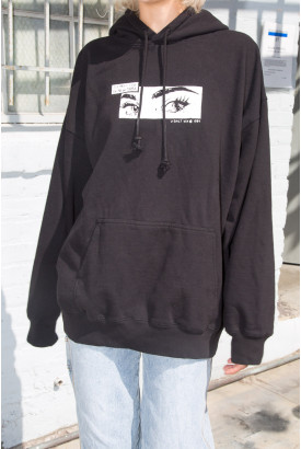 Christy I'll Meet You In New York Hoodie