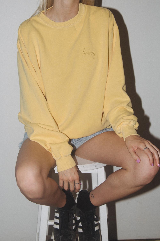 Erica Honey Sweatshirt