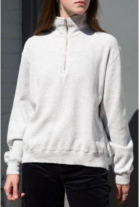 Missy Thermal Sweatshirt