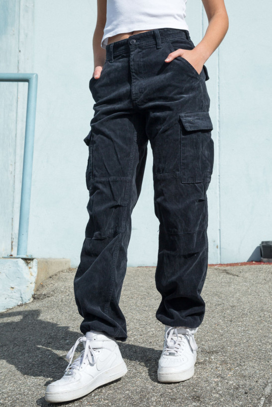 Piper Corduroy Worker Pants
