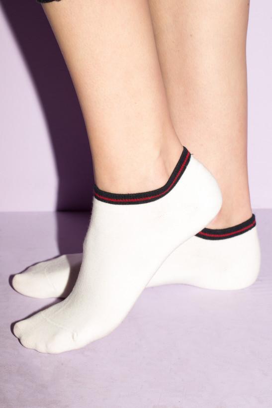 Black White and Grey Socks Three Pack