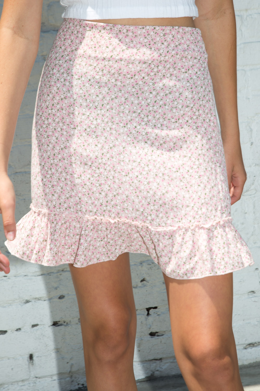 Cara Ruffle Skirt
