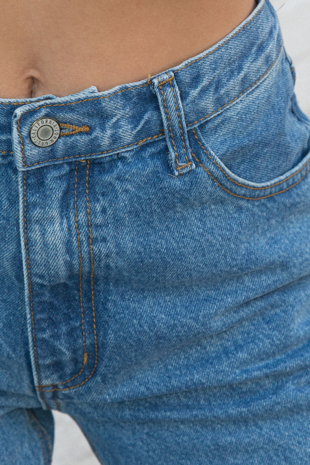 Carly Light Wash Jeans