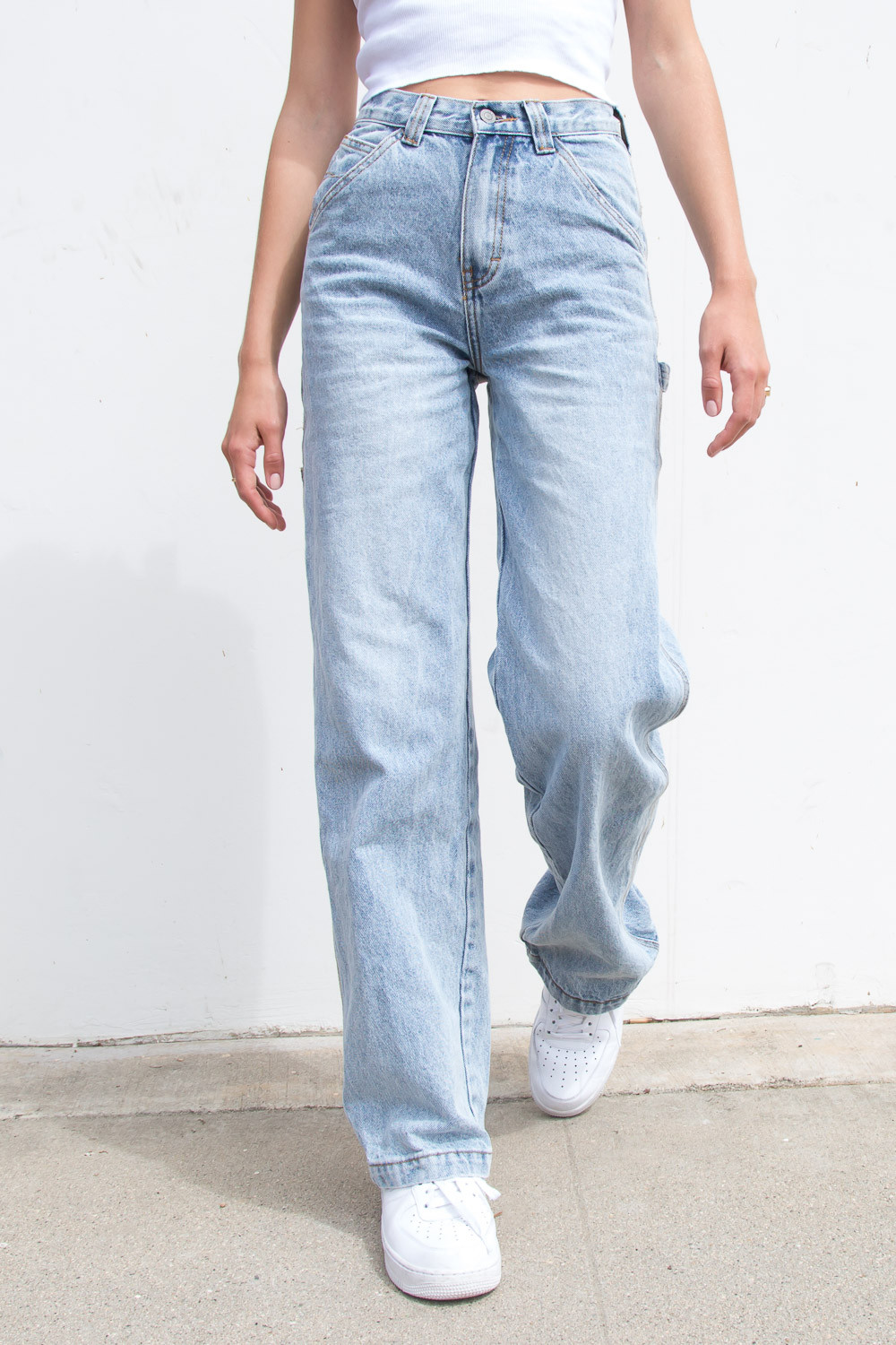 Feanne Light Wash Jeans
