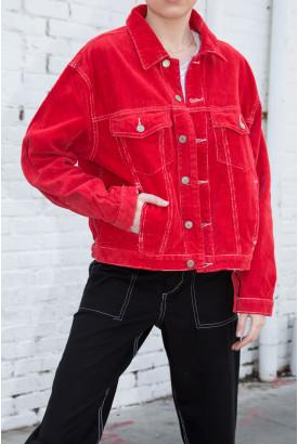 Kaylee Corduroy Jacket