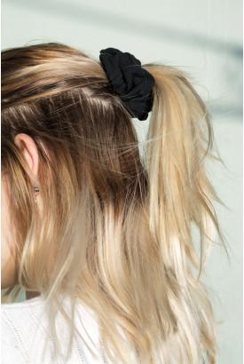 Black Scrunchie